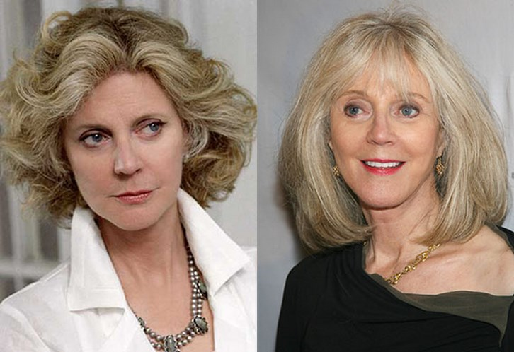 Blythe Danner Plastic Surgery Before and After Photos