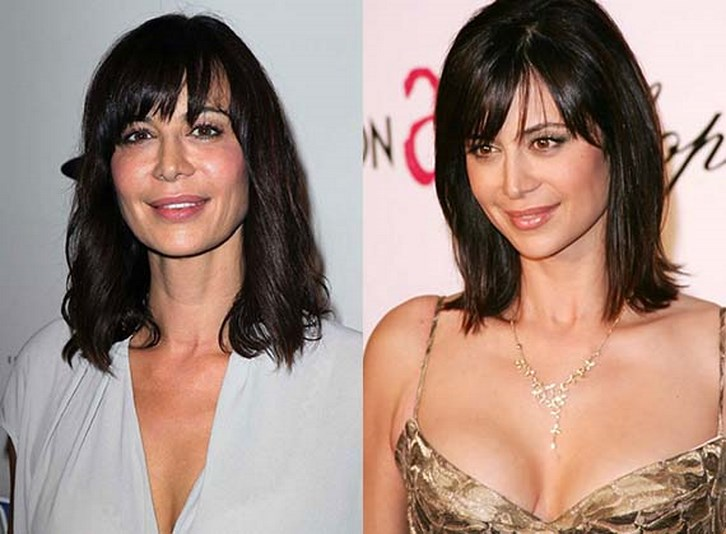 Catherine Bell Bad Breast Plastic Surgery Photos