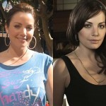 Erica Durance Plastic Surgery Before and After Photos