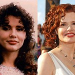 Geena Davis Plastic Surgery Before and After Images