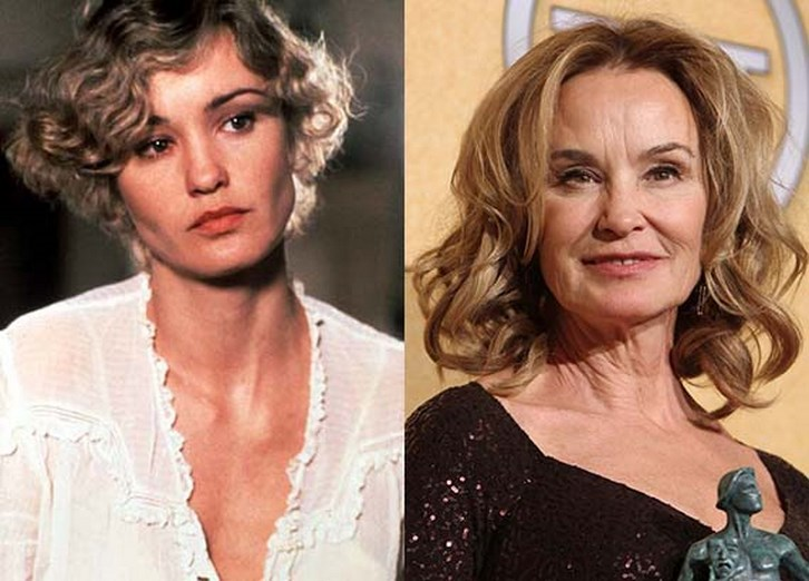 Jessica Lange Plastic Surgery Before and After Photos