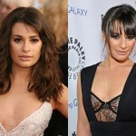 Lea Michele Nose Job Plastic Surgery Before and After Photos
