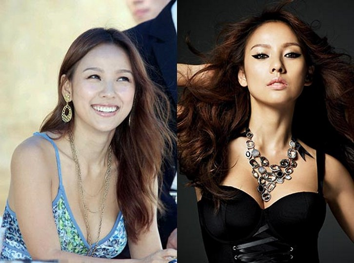Lee Hyori Plastic Surgery Before and After Photos