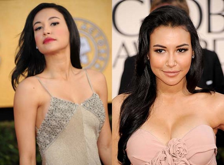 Naya Rivera Plastic Surgery Breast Before and After Photos