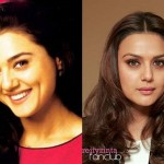 Preity Zinta Plastic Surgery Before and After Pictures