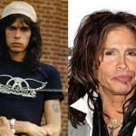 Steven Tyler Plastic Surgery Before and After Photos