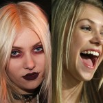Taylor Momsen Nose Job Before and After Photos