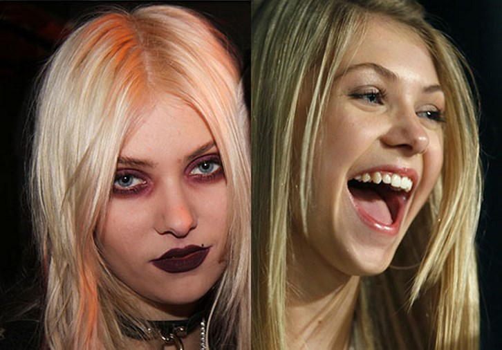 Taylor Momsen Nose Job