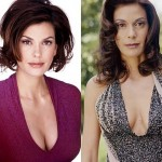 Teri Hatcher Plastic Surgery Breast Before and After Photos