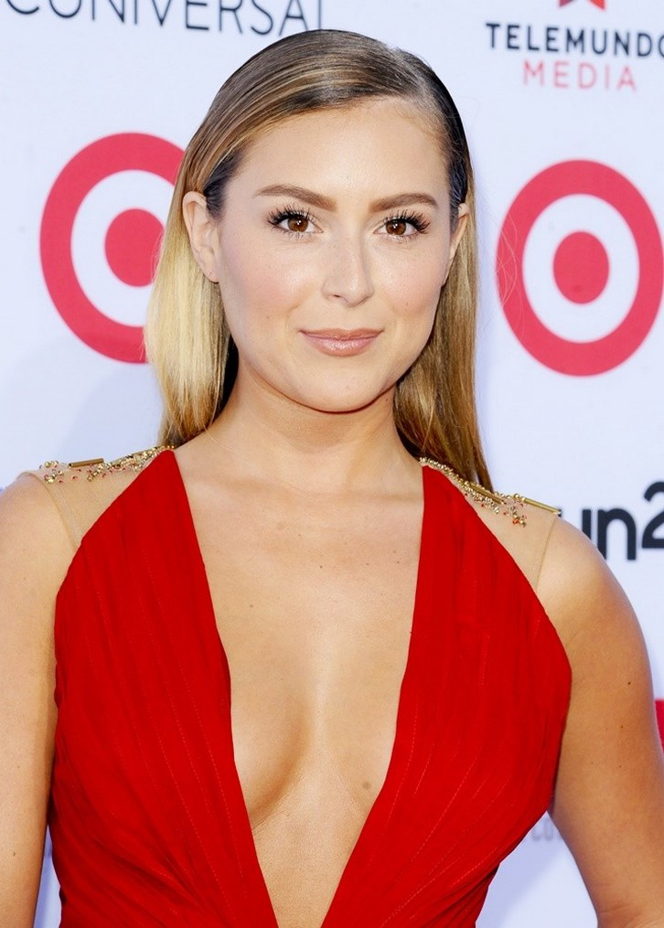 Alexa Vega Breast Implants