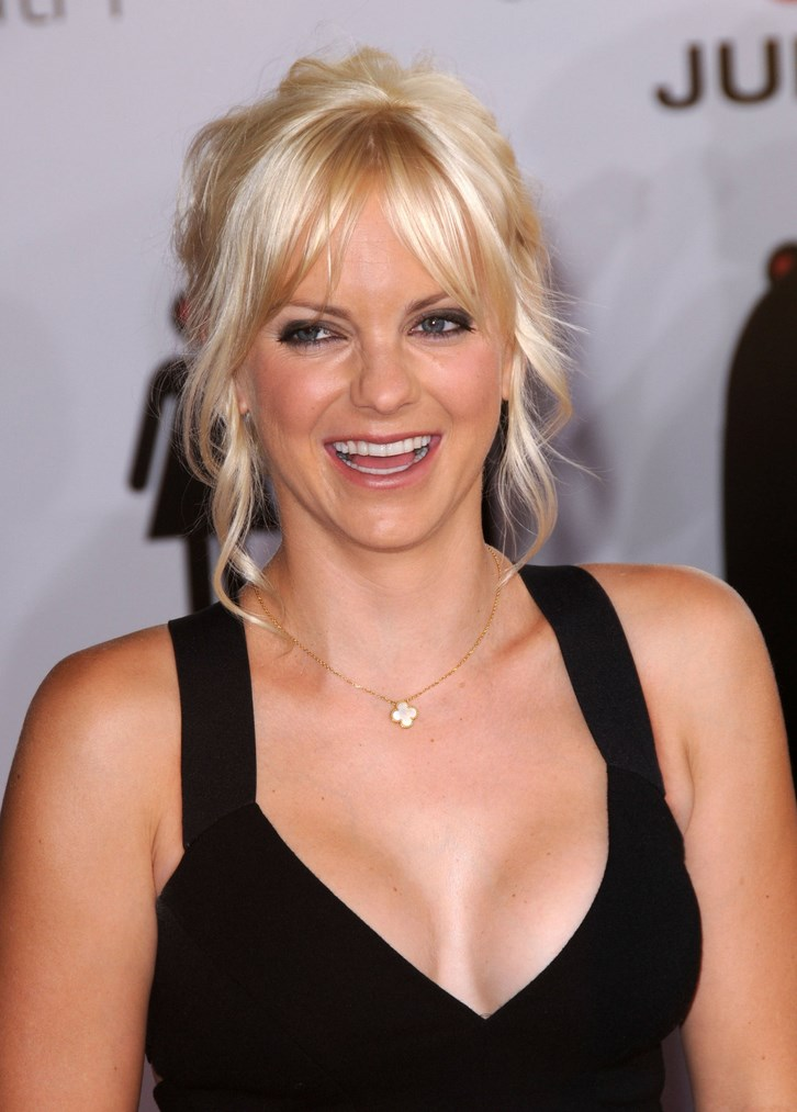 Anna Faris Plastic Surgery Breast