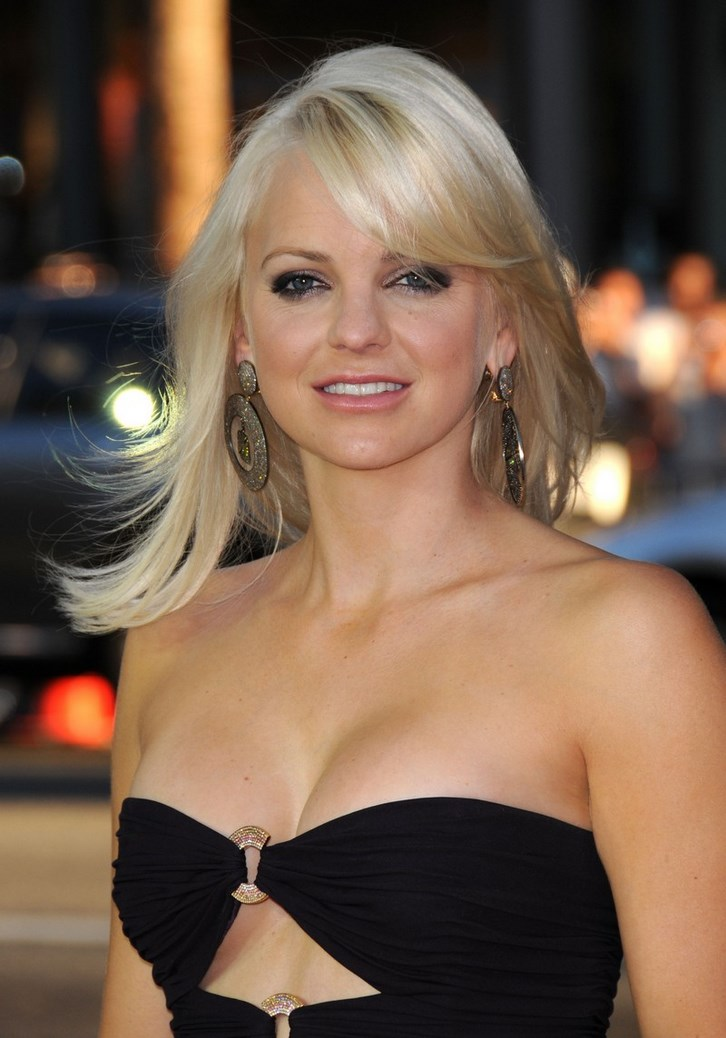 Anna Faris Plastic Surgery Face