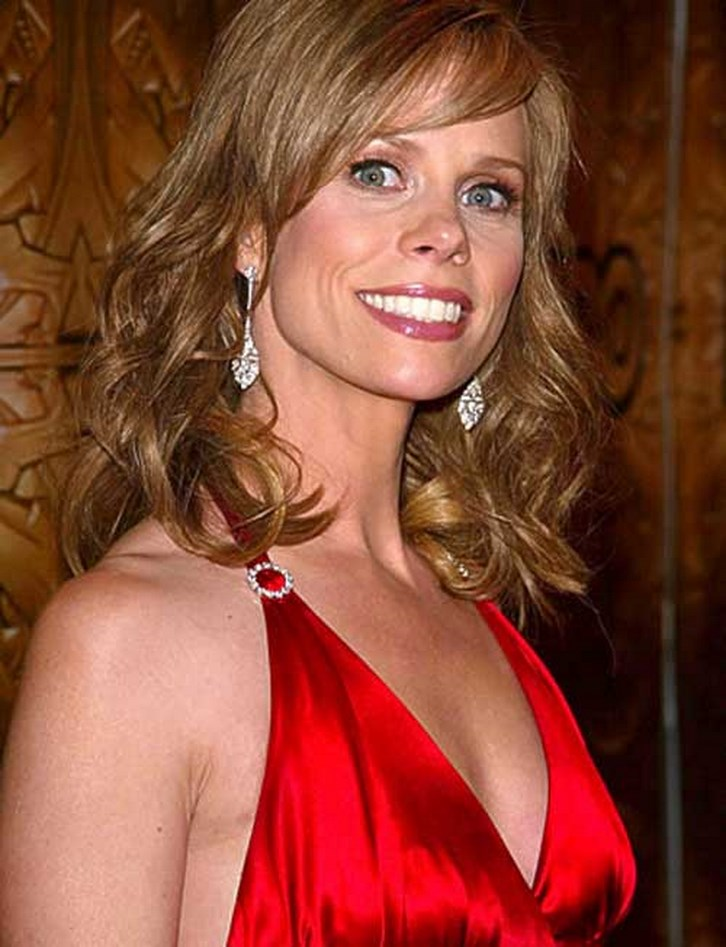 Cheryl Hines Breast Implants