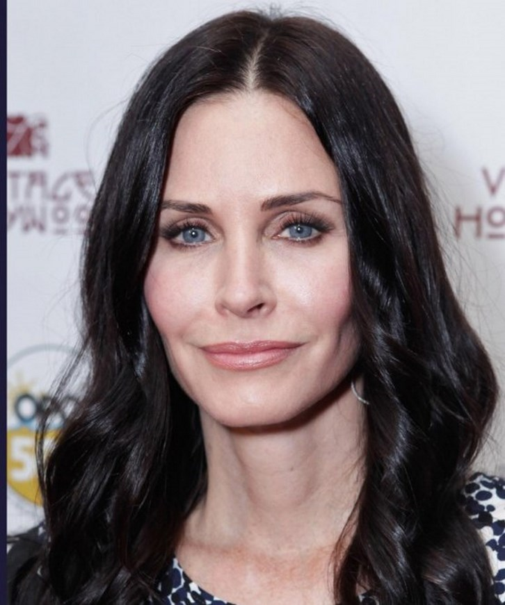 Courtney Cox Cosmetic Surgery Before and After