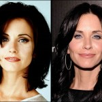 Courtney Cox Plastic Surgery Face Before and After