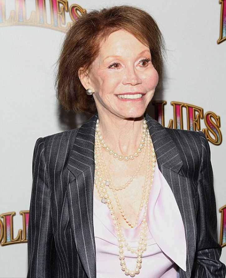 Mary Tyler Moore Breast Implants