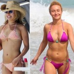 Hayden Panettiere Breast Implants Look Bad