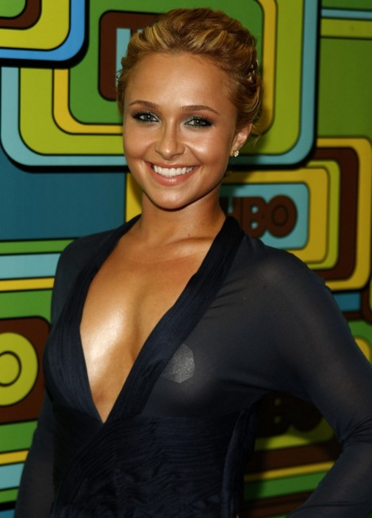 Hayden Panettiere Breast Implants Tmz