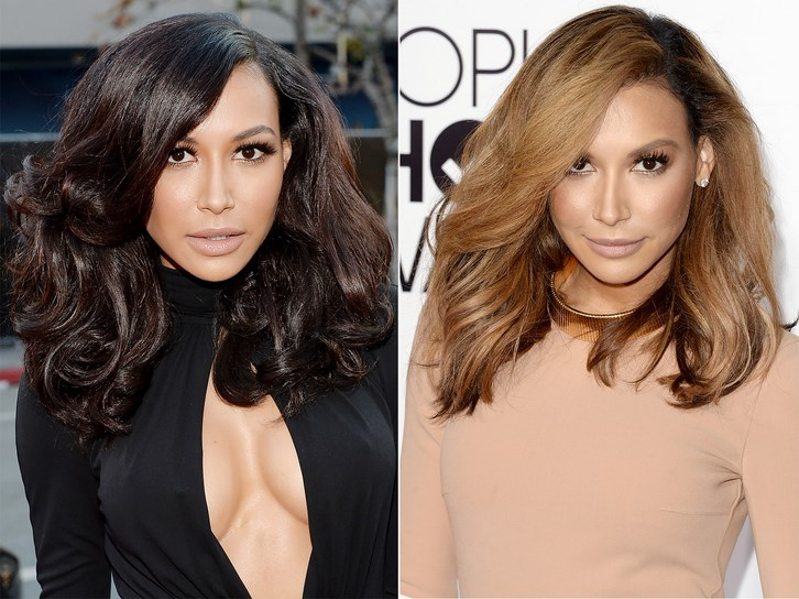 Naya Rivera Plastic Surgery Lips