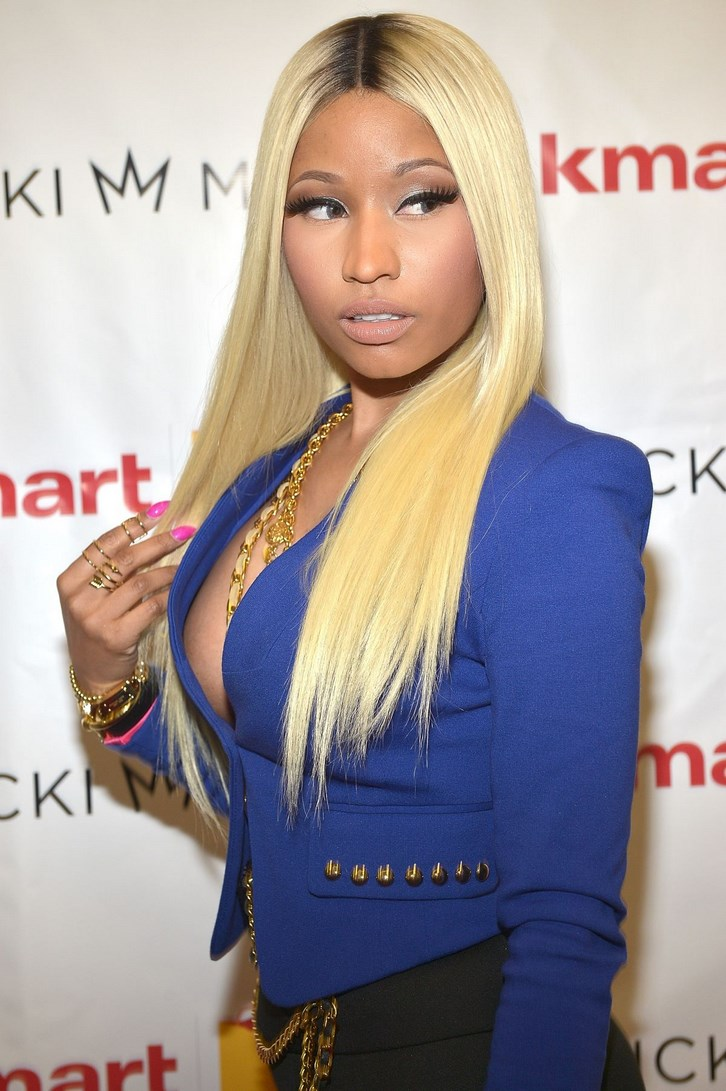 Nicki Minaj Buttock Implants Before And After
