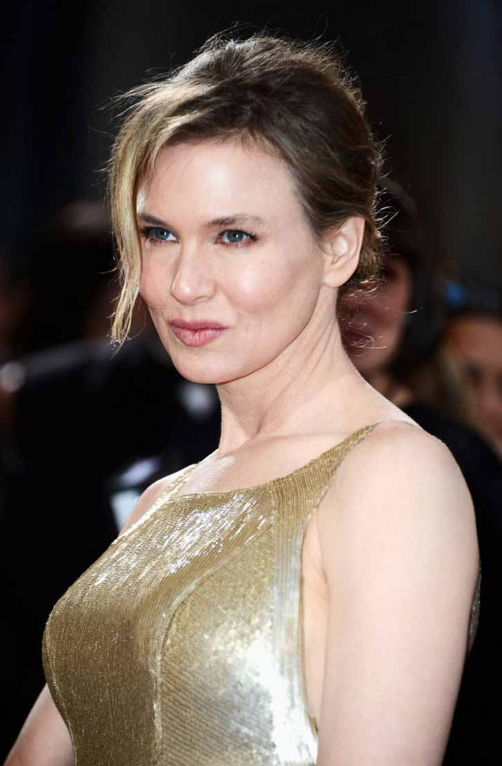 Renee Zellweger Breast Implants