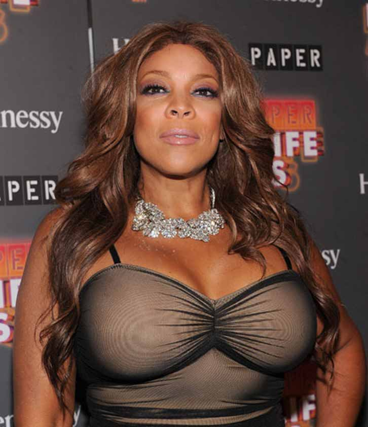 Wendy Williams Breast Enhancement