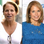Katie Couric Plastic Surgery Pictures 2013