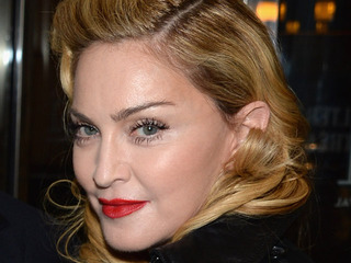 madonna plastic surgery before